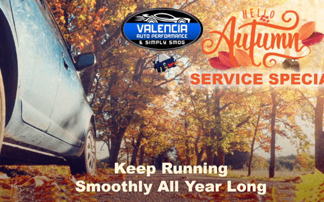 Keep Running Smoothly | Valencia Auto Performance